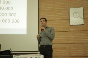 Congreso malaga marketing online y empleo por Animum3D con profesor nestor romero ramos