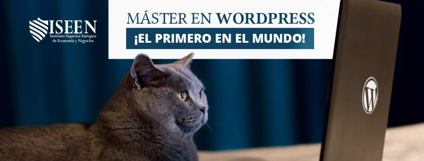 Master en WordPress por ISEEN