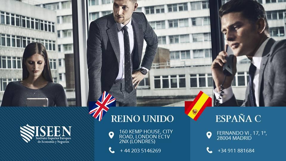 Instituto Superior Europeo de Economía y Negocios (ISEEN)